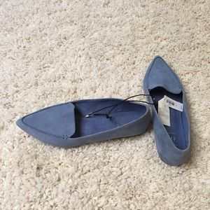 Blue Gap Loafters